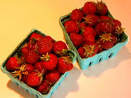 Small Batch Strawberry Jam found on PunkDomestics.com